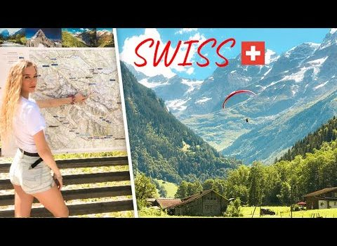 Favorite Travel Destinations in Switzerland