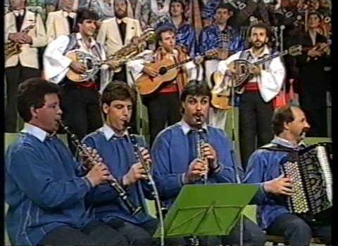 Greek & Swiss style - Zillertaler Hochzeitsmarsch(Live 1989)