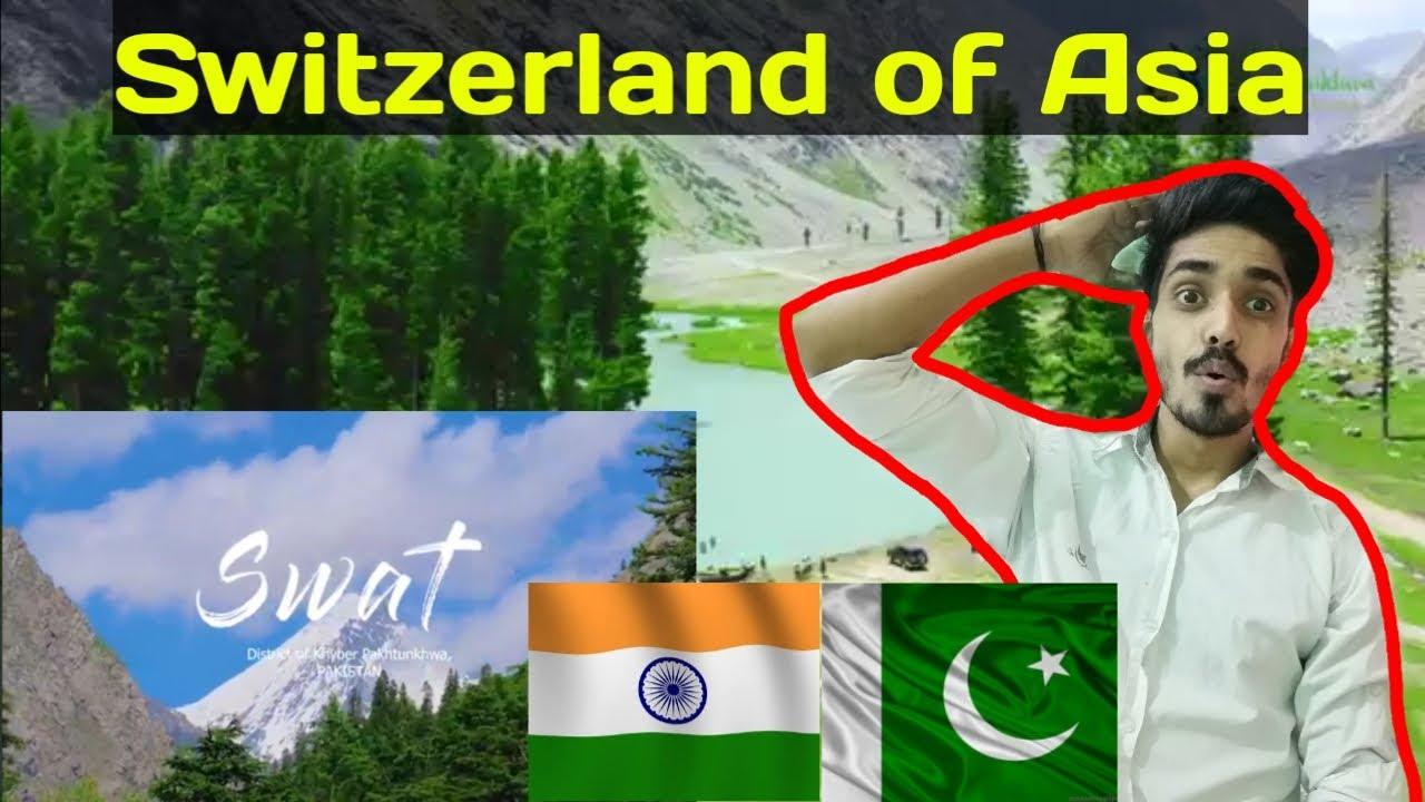 Indian Reaction On Switzerland Of Asia l Swat Valley l Pakistan Touris...