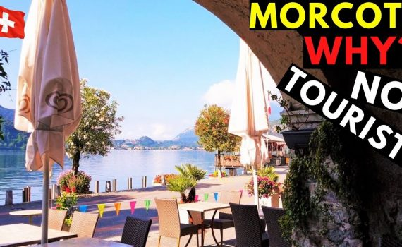 MORCOTE Best of Switzerland | Most beautiful village in Suisse Alpes |...