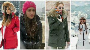 Switzerland winter fashion dresses