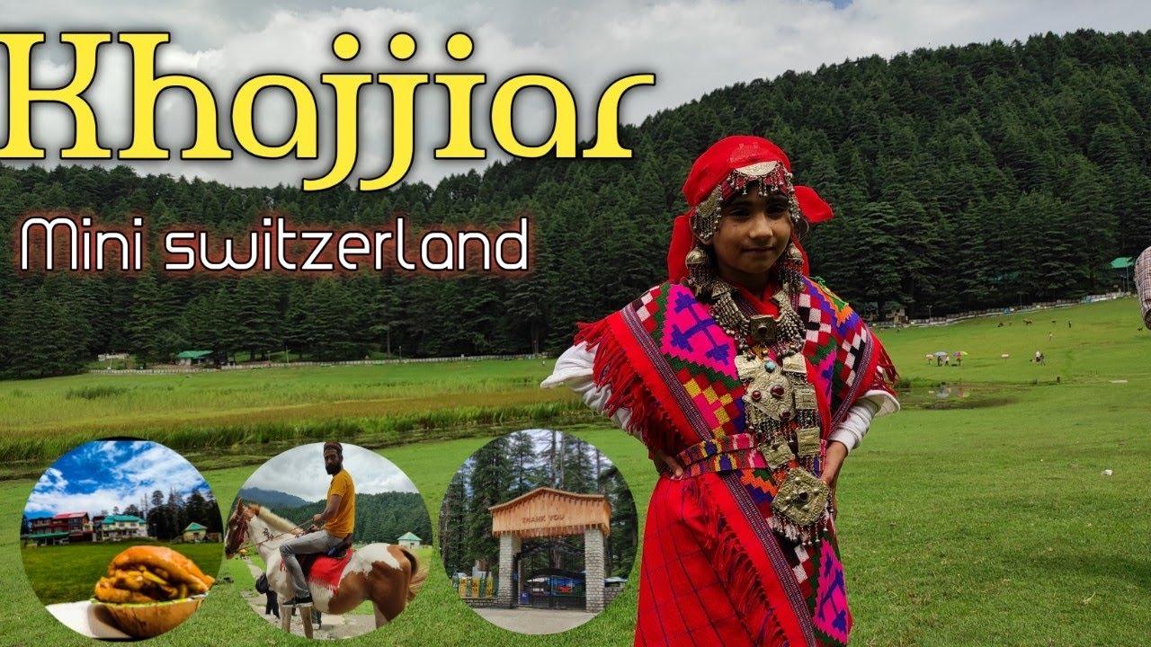 Top #1 Tourist place in Chamba    Khajjiar   Mini switzerland   Chamba...