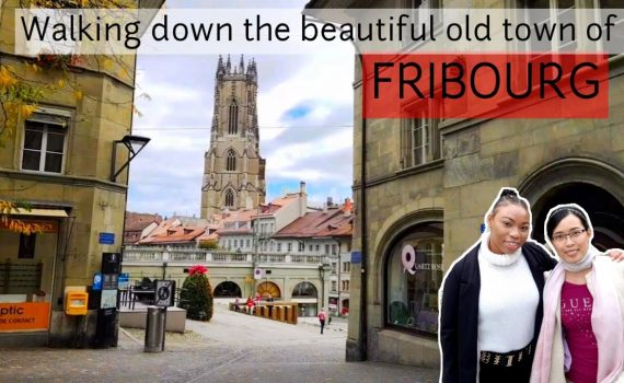 VISITING FRIBOURG || FREIBURG IN AUTUMN