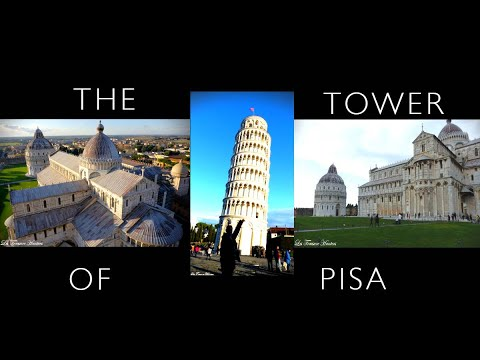 VISITING THE TOWER OF PISA