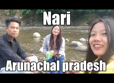 Visiting Beautiful place of Nari||Basu dev mandir ||||Nari bridge||Aru...