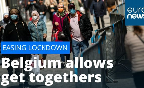 Visiting friends: Belgium allows get togethers, but residents must sti...