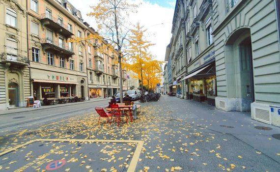 walking in Bern/Switzerland🇨🇭_best tour in autumn 2020