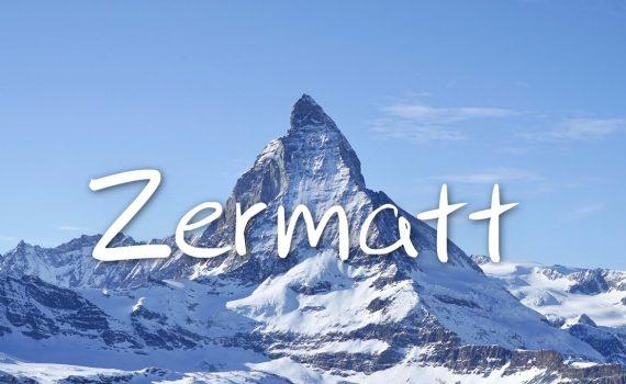 2020 Snow Trip to Zermatt | Switzerland Tourism | Matterhorn | Gornerg...