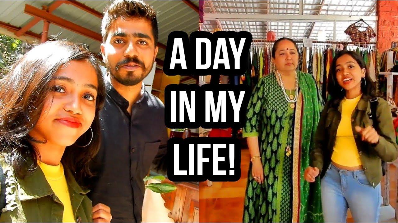 A day in my Life   Visiting Shanti Ashram Magod   Anagha Mirgal