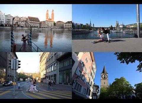 DANCE WORLD TOUR - ZURICH SWITZERLAND