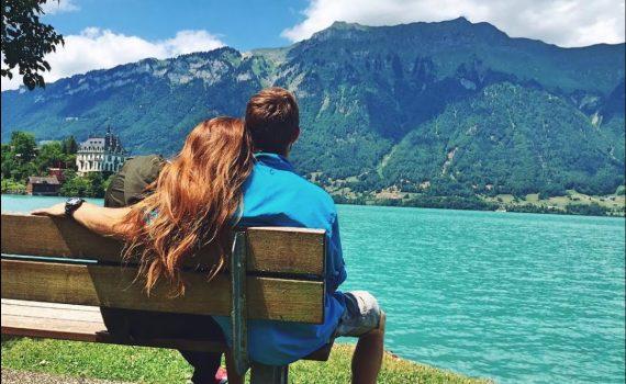 Exploring Switzerland: Honeymoon Day 27 #EarlsTakeEurope