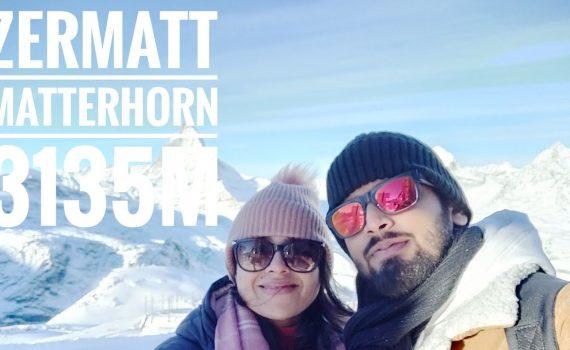 Switzerland Travel Series   Episode 3   Zermatt - Matterhorn    Roam W...