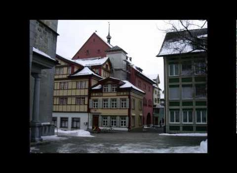 Teufen - Appenzell - Trogen - Tourism in Switzerland
