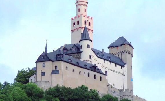 Travel Germany - Visit the Marksburg Castle