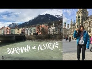 Visiting Germany & Austria for the First Time Ever!