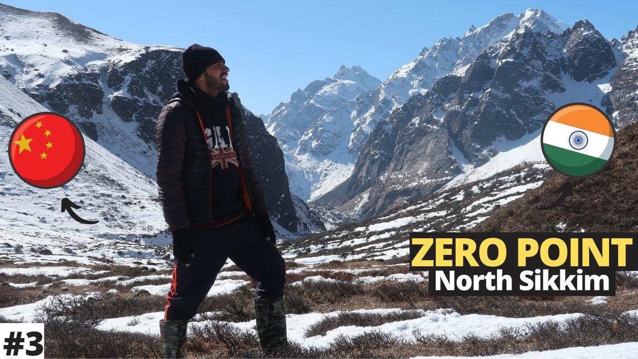Visiting Zero Point & Yumthang (near India-China Border) I North S...