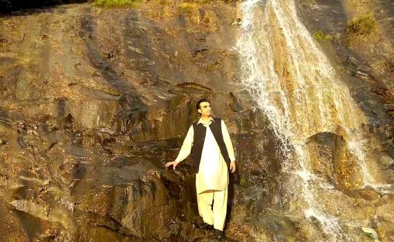 Imran Khan Hoti visiting beautiful places ok KP