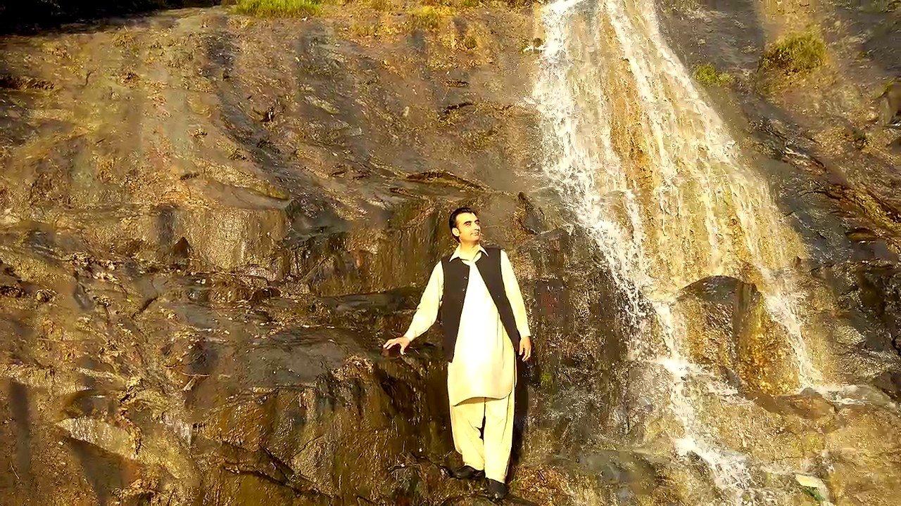 Imran Khan Hoti visiting beautiful places ok KP