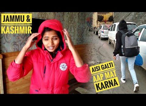 Kashmir Trip Me Bahut Paresan  Hone Ke Baad Finally Maine Yah Decisio...