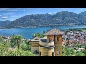 Locarno summer - Ticino, Lake Maggiore, Switzerland