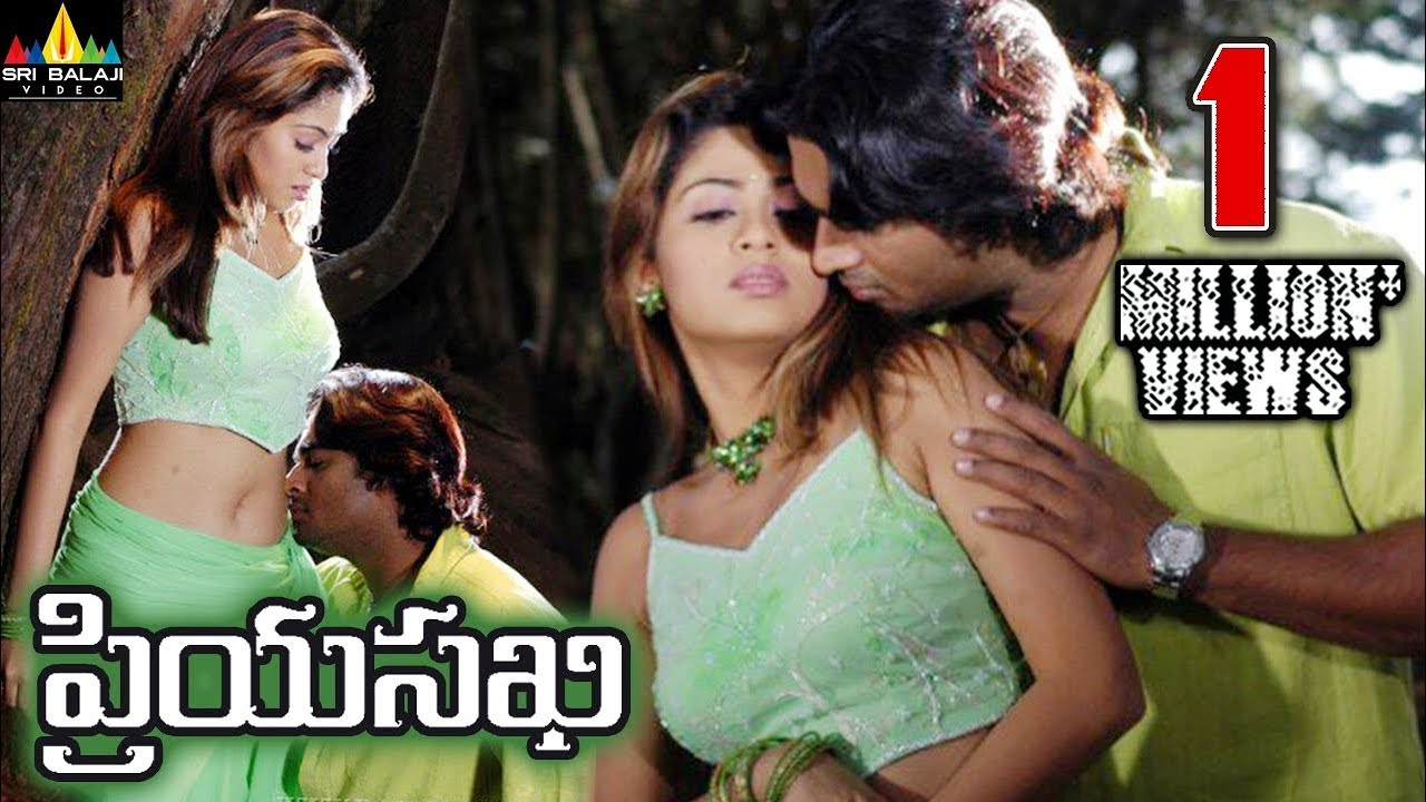 Priyasakhi Telugu Full Movie | Madhavan, Sada | Sri Balaji Video