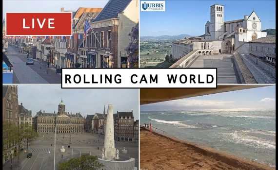 Rolling Cam World - Live Webcam around the World