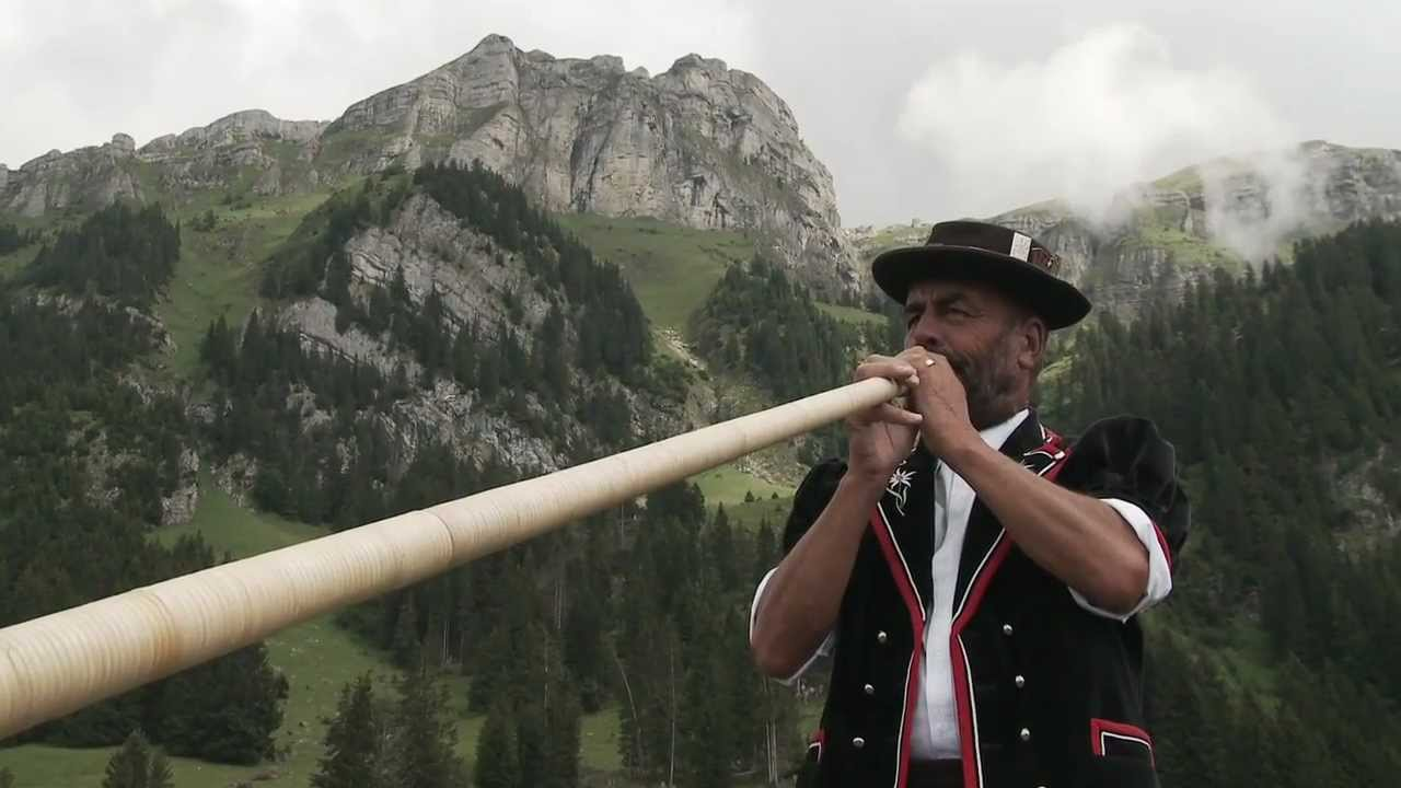 Switzerlands' Living Traditions