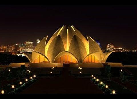 LOTUS TEMPLE DELHI | 360' VIEW | DELHI MOST VISITING PLACE | DELHI...