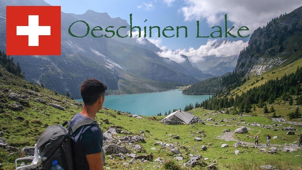 OESCHINEN LAKE - Switzerland