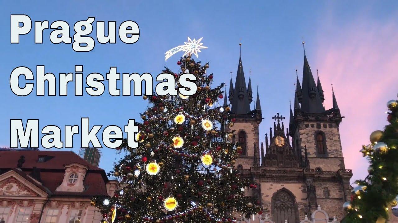 Prague Christmas Market 2017/ Prague Christmas 2017