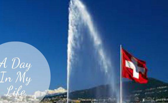 A Day in My Life - Geneva, Switzerland l VLOG