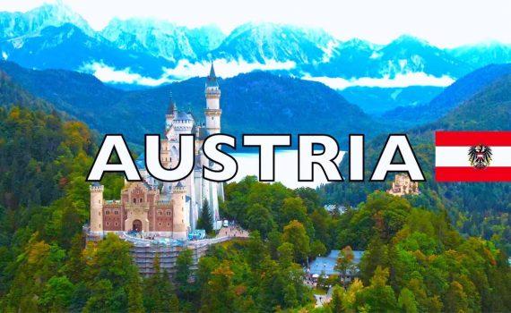 Austria- places to visit                                              ...