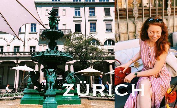 DAY IN ZÜRICH | SUMMER WEEKEND | SWITZERLAND | Natalia S Ustinova
