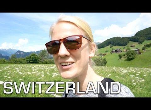 Finding My Ancestors Village in Switzerland   Travel Vlog