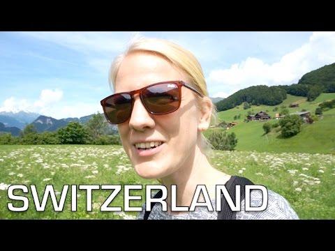 Finding My Ancestors Village in Switzerland | Travel Vlog