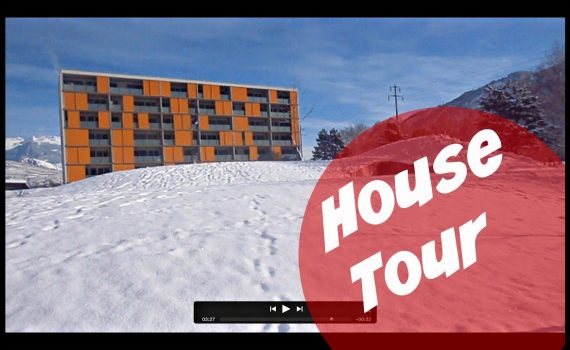House tour | Life in Switzerland