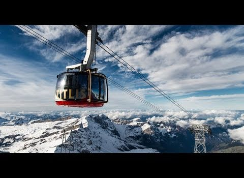Mount Titlis, Switzerland - Summer Trip