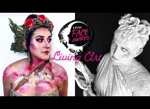 NYX Professional Makeup - Face Awards switzerland 2019 - Living Art (2...