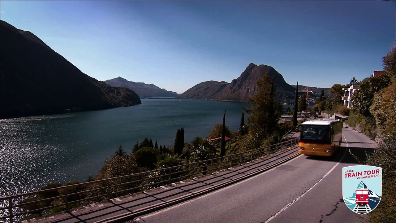 Proudly presenting: The Grand Train Tour of Switzerland.