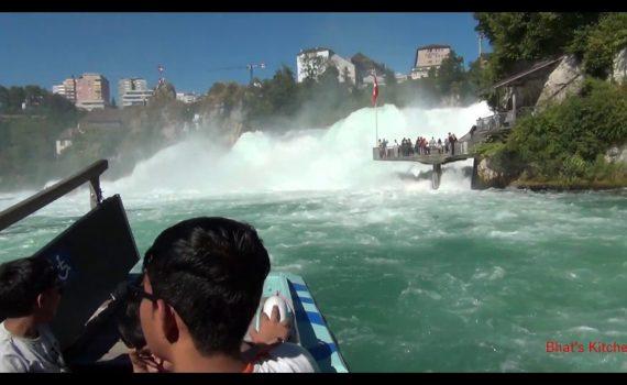 Rhine Falls Schaffhausen - Switzerland    Half day boat ride  thrillin...