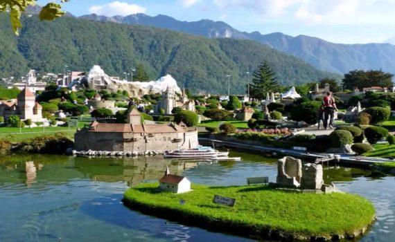 TOURIST ATTRACTION OF SWITZERLAND