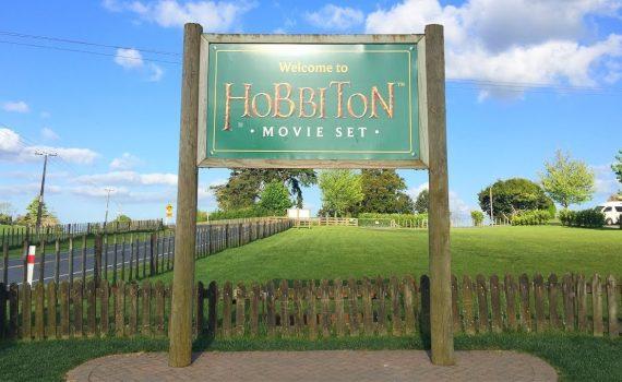 Visiting the Hobbiton Movie Set in New Zealand :)