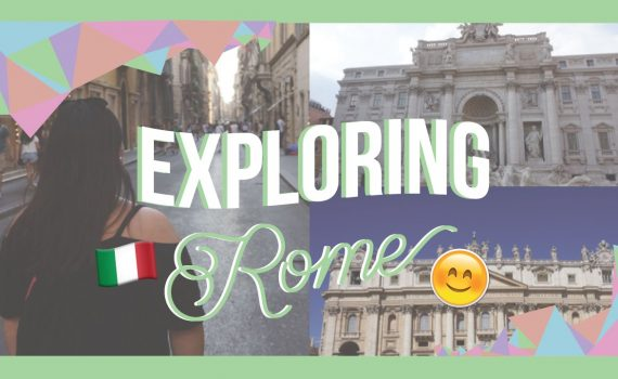 Visiting the Vatican | Rome Vlog 2016