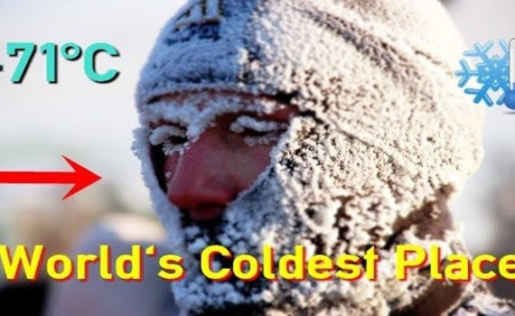 World's Coldest Place on earth | Visiting the coldest town in the ...