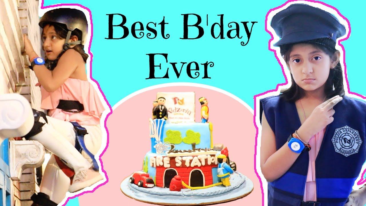 Best BIRTHDAY Ever .... | #KidZania #Roleplay #Vlog #MyMissAnand