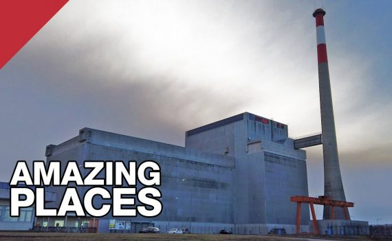 Inside The Billion-Euro Nuclear Reactor That Was Never Switched On