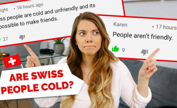 Life In Switzerland | Responding to your assumptions!