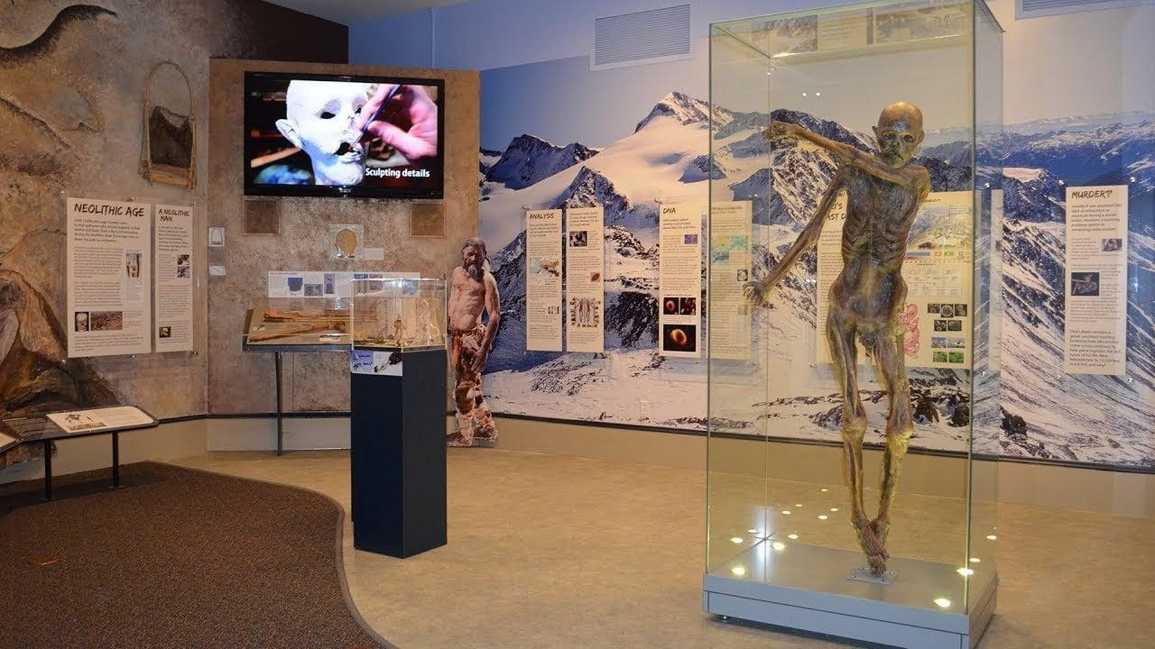 Museum Tour: Ötzi the Iceman