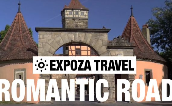Romantic Road (Germany) Vacation Travel Video Guide