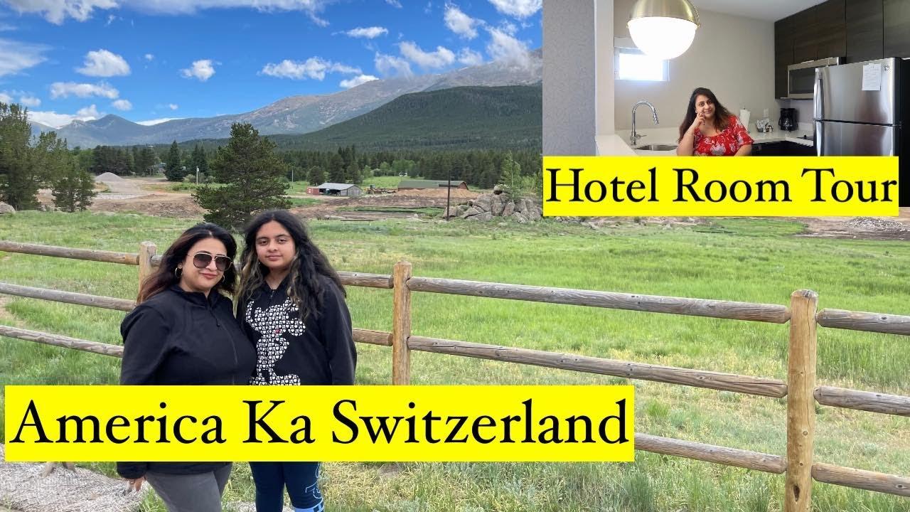 Yeh Jagah Switzerland Jaisa Hai !!!   Hotel Room Tour   Travel  Vlog  ...